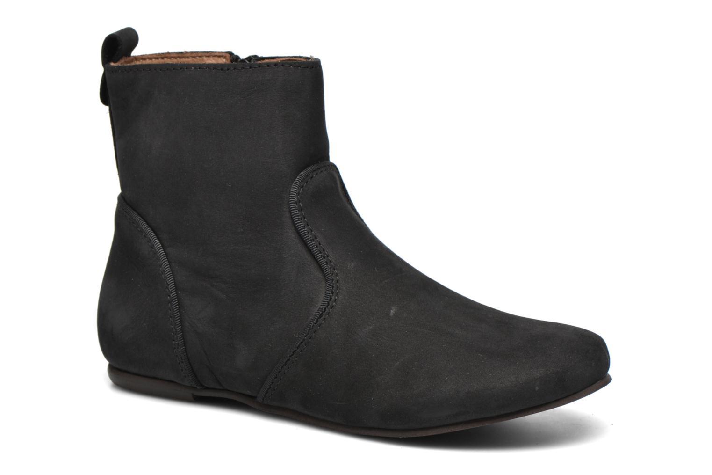 Boots en enkellaarsjes Bisgaard Marianne Zwart detail