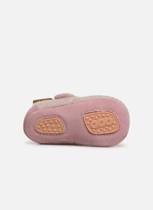 Ankle boots Bisgaard Poul Pink view from above