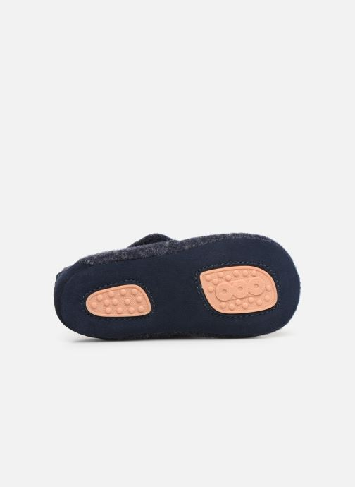 Bottines et boots Bisgaard Poul Bleu vue haut