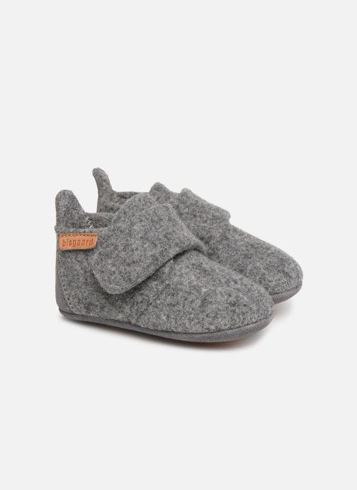Ankelstøvler Bisgaard Poul Grå detaljeret billede af skoene