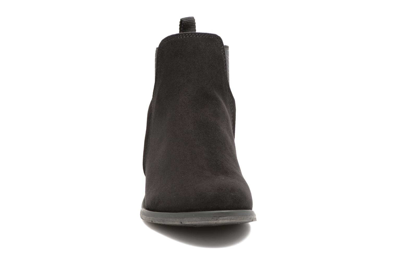 Bottines et boots Marco Tozzi Hotu Noir vue portées chaussures
