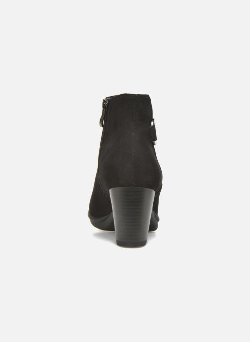 Ankle boots Marco Tozzi Poppy 2 Black view from the right