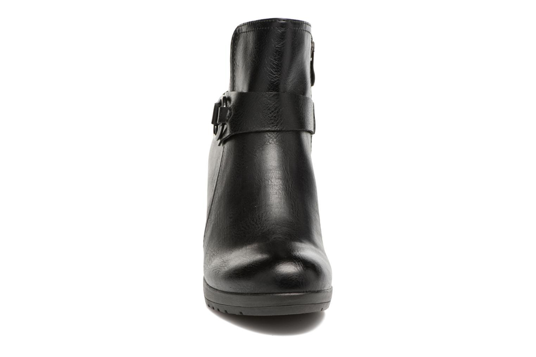 Bottines et boots Marco Tozzi Loubine Noir vue portées chaussures