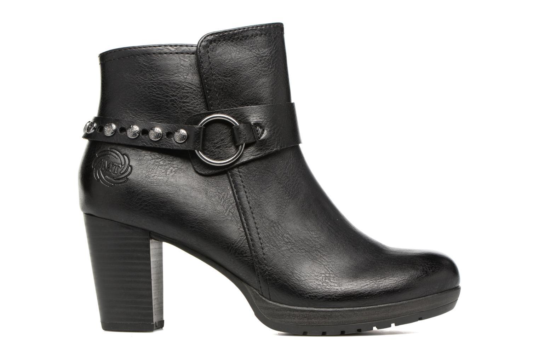 Bottines et boots Marco Tozzi Loubine Noir vue derrière