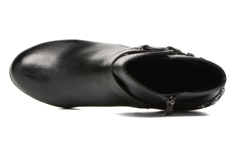 Bottines et boots Marco Tozzi Loubine Noir vue gauche