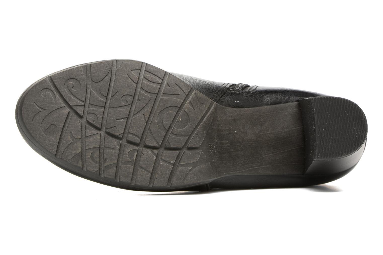 Bottines et boots Marco Tozzi Loubine Noir vue haut