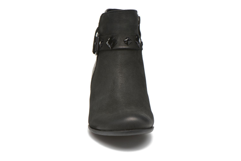 Bottines et boots Marco Tozzi Muge Noir vue portées chaussures