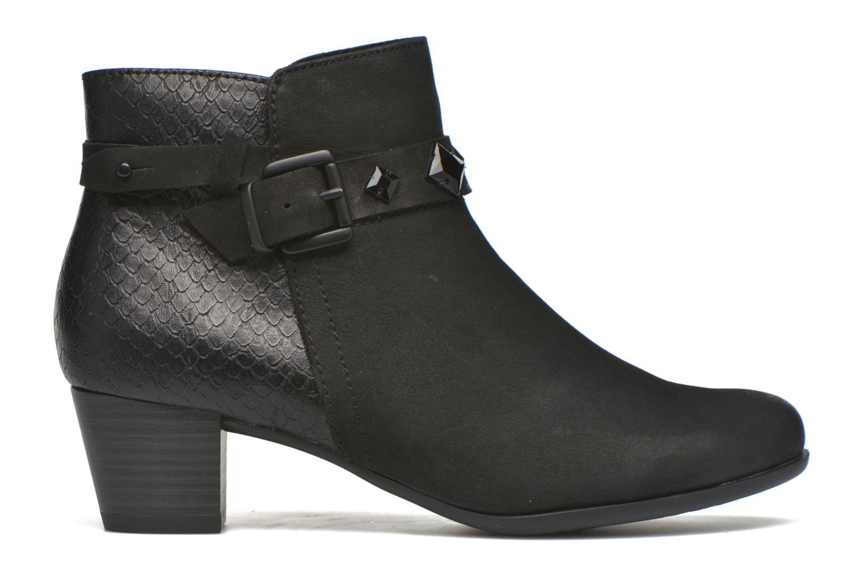 Bottines et boots Marco Tozzi Muge Noir vue derrière