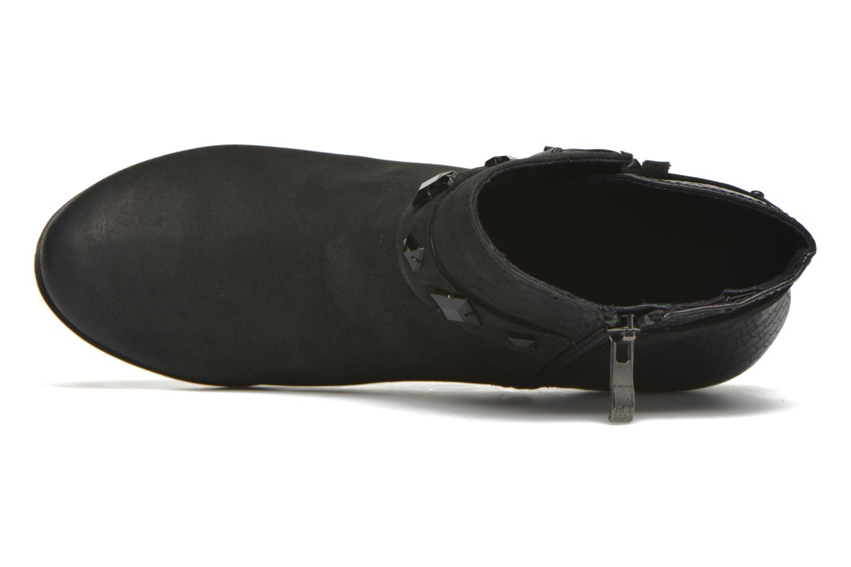Bottines et boots Marco Tozzi Muge Noir vue gauche