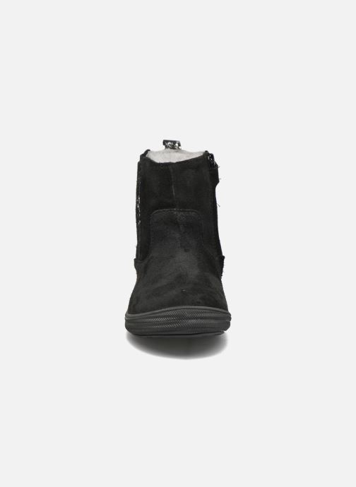 Ankelstøvler Minibel Ludique Sort se skoene på