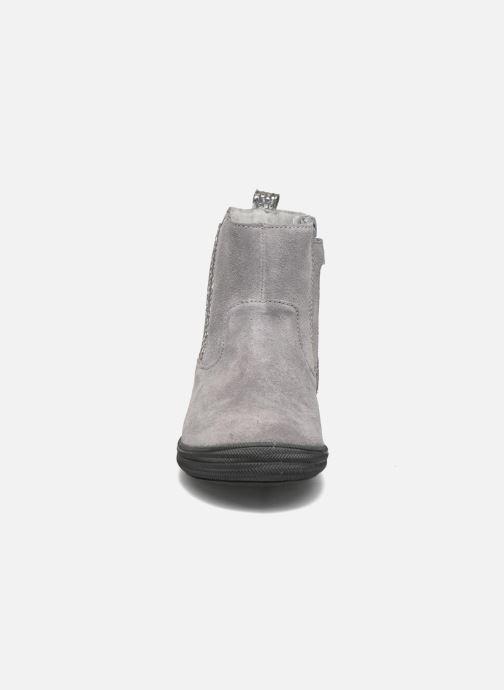 Ankelstøvler Minibel Ludique Grå se skoene på