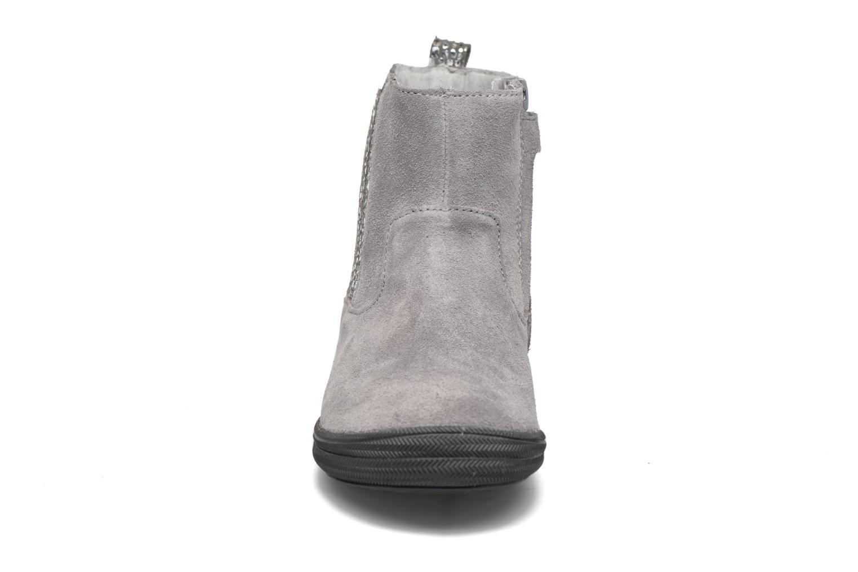 Bottines et boots Minibel Ludique Gris vue portées chaussures
