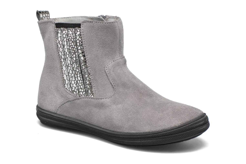 Bottines et boots Minibel Ludique Gris vue détail/paire