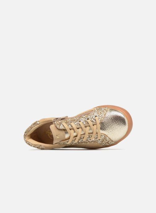 Sneakers Minibel Pixy Goud en brons links