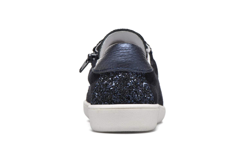 Sneakers Minibel Pixy Blauw rechts