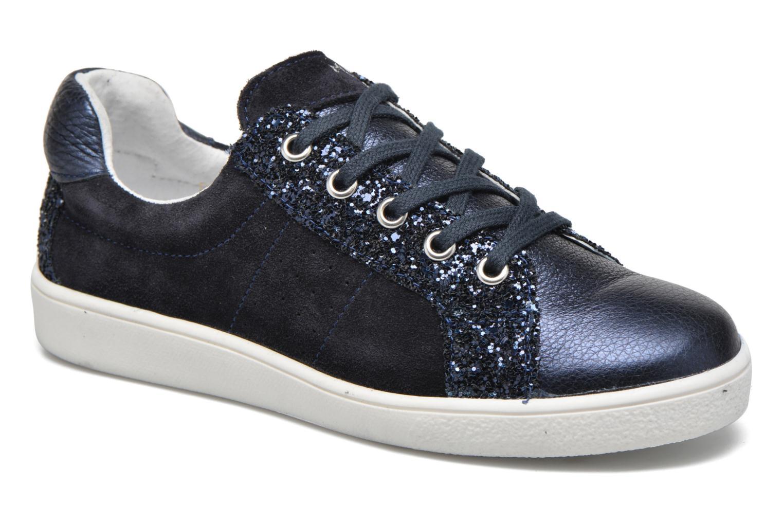 Sneakers Minibel Pixy Blauw detail