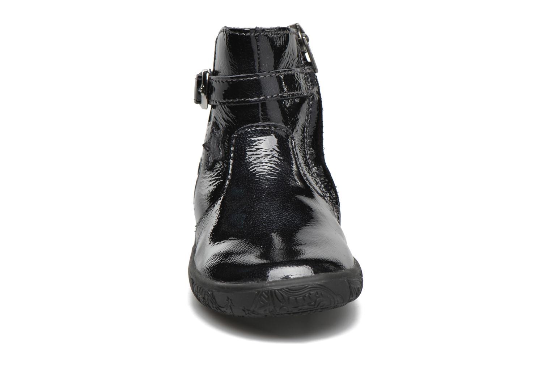 Bottines et boots Noël Mini Alba Noir vue portées chaussures