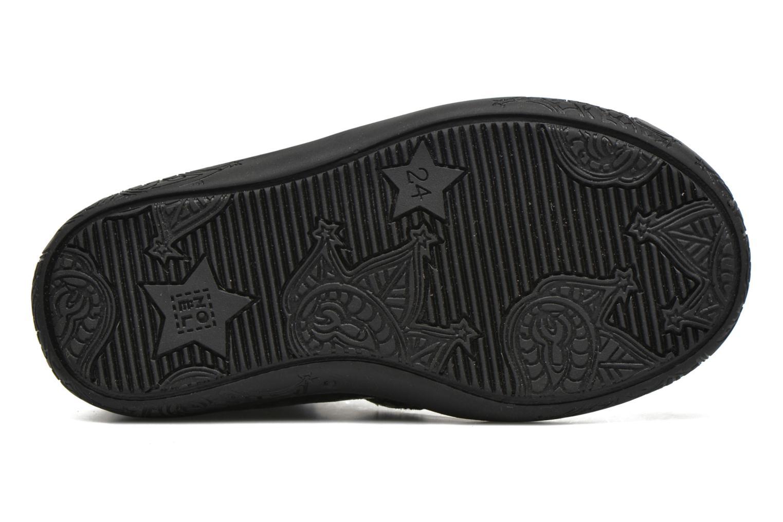 Bottines et boots Noël Mini Alba Noir vue haut