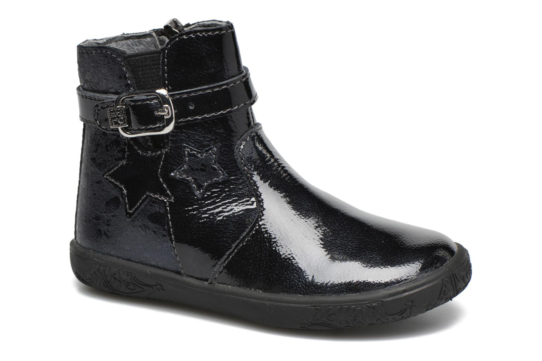 Bottines et boots Noël Mini Alba Noir vue détail/paire