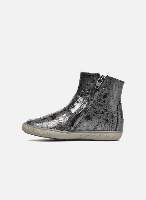 Bottines et boots Noël Mini Amel Gris vue face