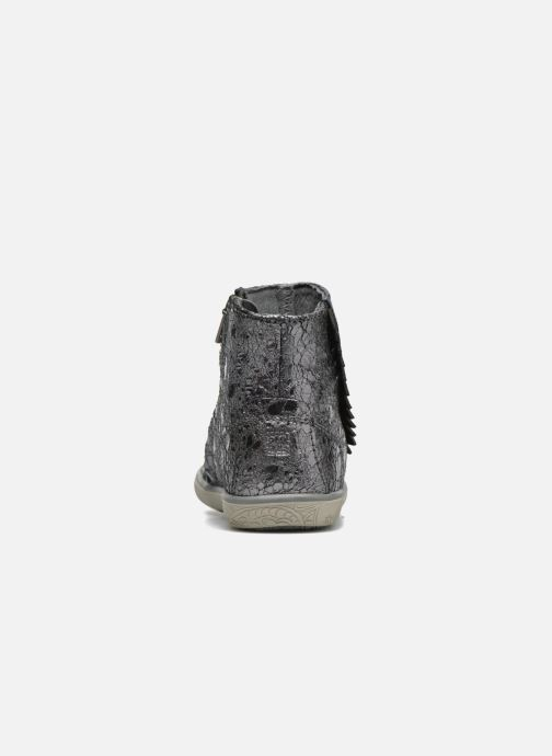 Stiefeletten & Boots Noël Mini Amel grau ansicht von rechts