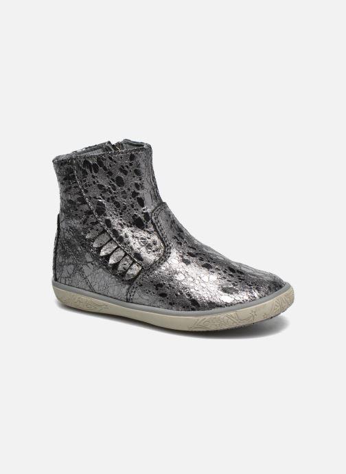 Bottines et boots Noël Mini Amel Gris vue détail/paire