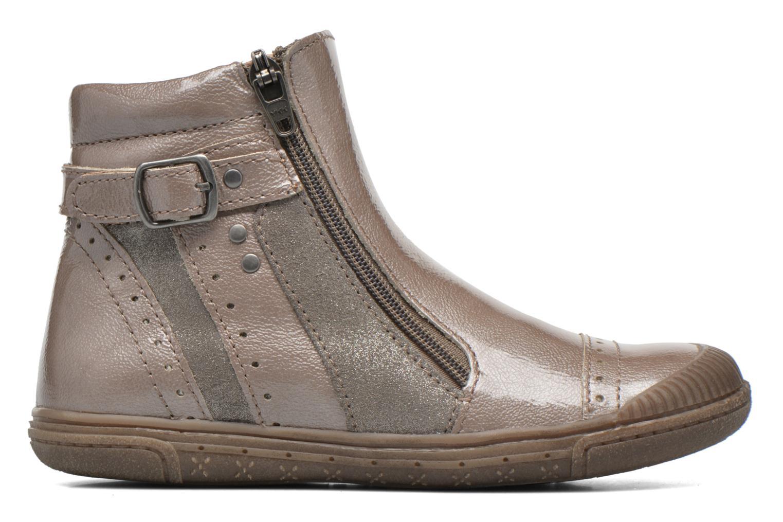 Bottines et boots Noël Pilar Beige vue derrière
