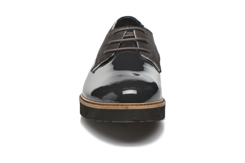Chaussures à lacets Ippon Vintage James smart Gris vue portées chaussures