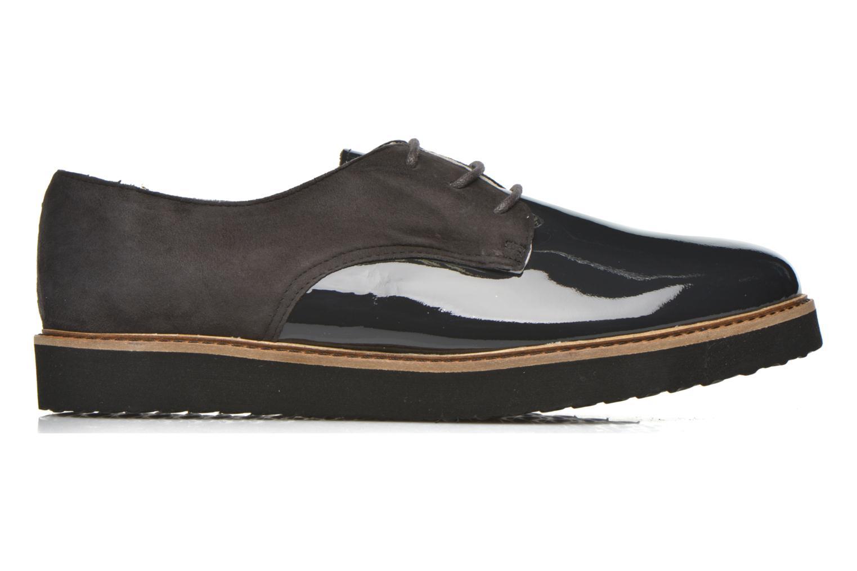 Chaussures à lacets Ippon Vintage James smart Gris vue derrière