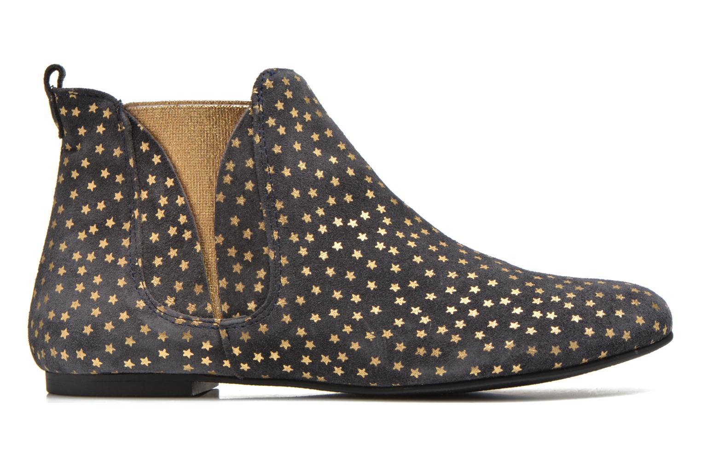 Bottines et boots Ippon Vintage Patch gold Bleu vue derrière