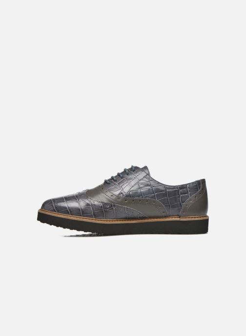 Zapatos con cordones Ippon Vintage Andy croco Gris vista de frente