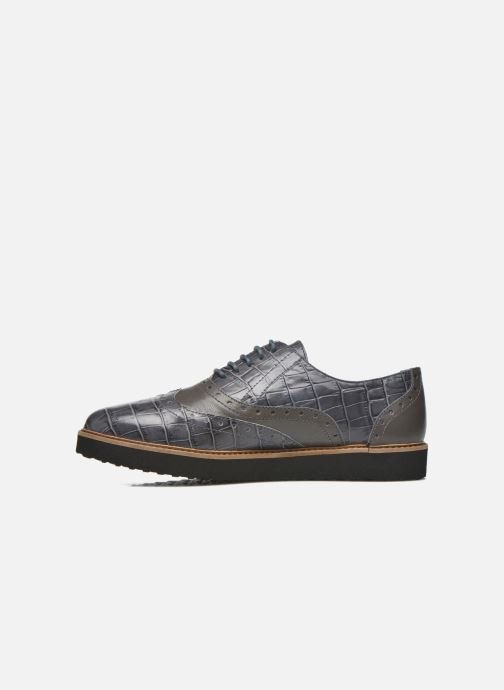 À Lacets Croco Ippon Vintage Noir Chaussures Andy ymNwPvn0O8