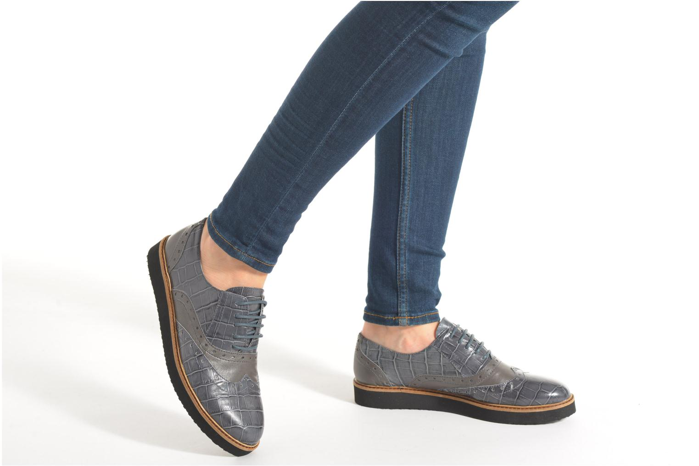 Zapatos con cordones Ippon Vintage Andy croco Gris vista de abajo