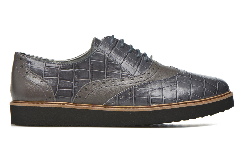 Zapatos con cordones Ippon Vintage Andy croco Gris vistra trasera