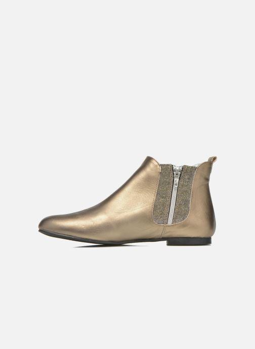 Bottines et boots Ippon Vintage Cover-lux Or et bronze vue face