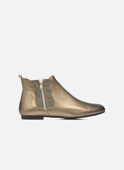 Bottines et boots Ippon Vintage Cover-lux Or et bronze vue derrière