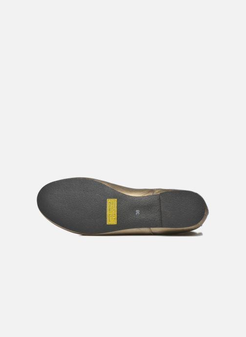 Bottines et boots Ippon Vintage Cover-lux Or et bronze vue haut