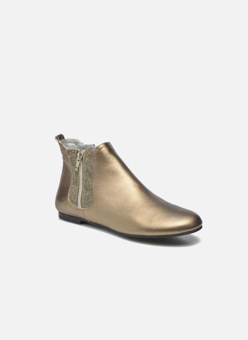 Bottines et boots Ippon Vintage Cover-lux Or et bronze vue détail/paire
