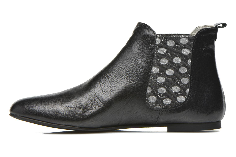 Bottines et boots Ippon Vintage Sun Colors Noir vue face