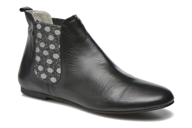 Bottines et boots Ippon Vintage Sun Colors Noir vue détail/paire
