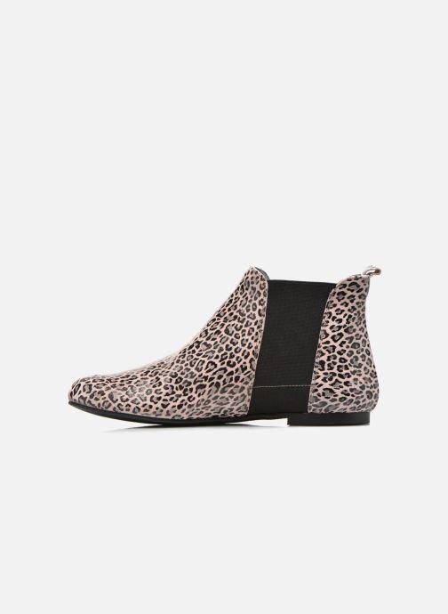 Boots en enkellaarsjes Ippon Vintage Bazar Léo Multicolor voorkant