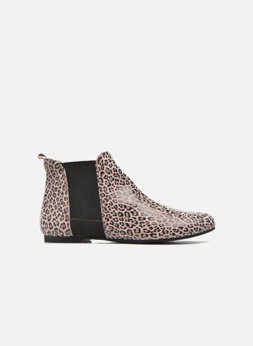 Bottines et boots Ippon Vintage Bazar Léo Multicolore vue derrière