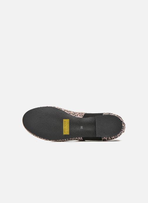 Bottines et boots Ippon Vintage Bazar Léo Multicolore vue haut