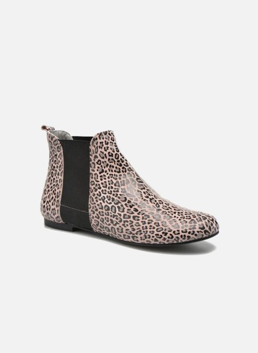 Bottines et boots Ippon Vintage Bazar Léo Multicolore vue détail/paire
