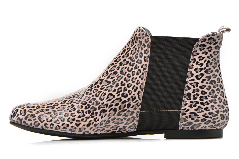 Bottines et boots Ippon Vintage Bazar Léo Multicolore vue face