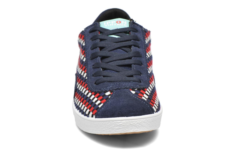 Baskets Ippon Vintage Captain touch Bleu vue portées chaussures
