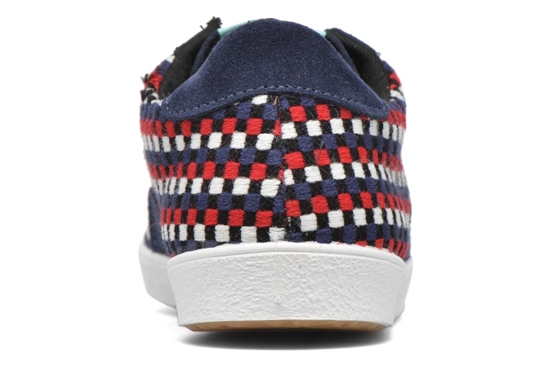 Baskets Ippon Vintage Captain touch Bleu vue droite