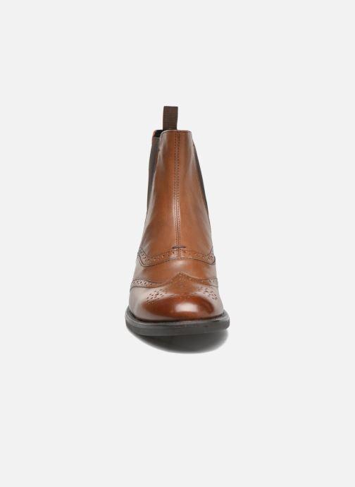 Bottines et boots Vagabond Shoemakers AMINA 4203-001 Marron vue portées chaussures