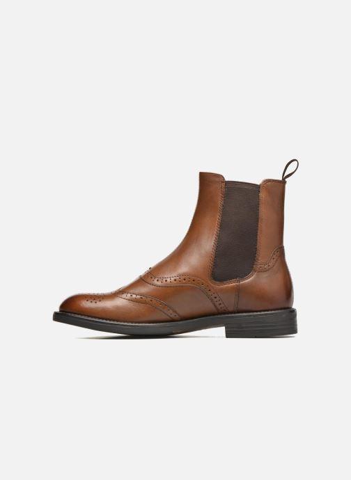 Boots en enkellaarsjes Vagabond Shoemakers AMINA 4203-001 Bruin voorkant