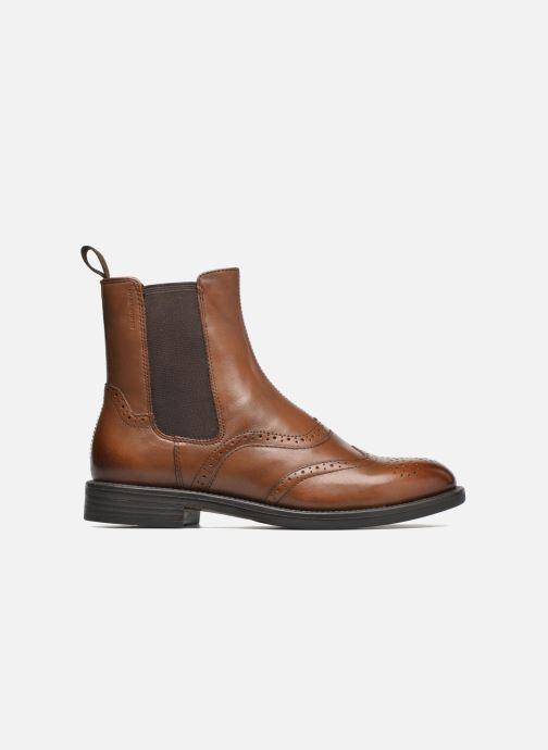 Boots en enkellaarsjes Vagabond Shoemakers AMINA 4203-001 Bruin achterkant